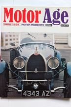 MOTOR AGE  Part 2  (1925-1929)  Roberts 1972